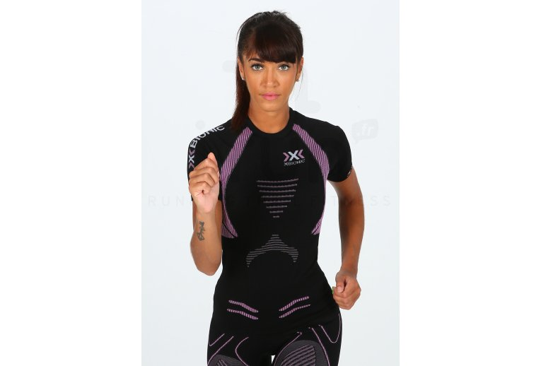 X-Bionic Maillot The Trick Running