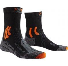 X-Socks 2 paires Winter Run 4.0