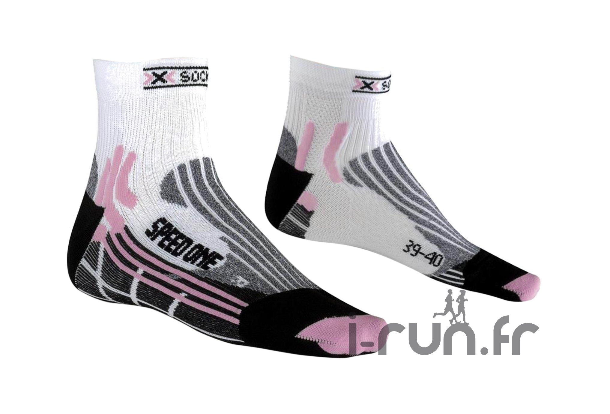 X-Socks Chaussettes Run Speed One W Chaussettes