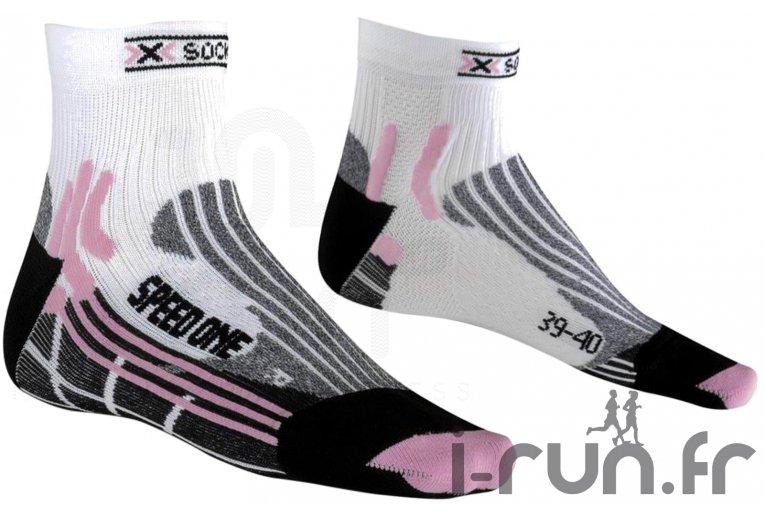 X-Socks Chaussettes Run Speed One W