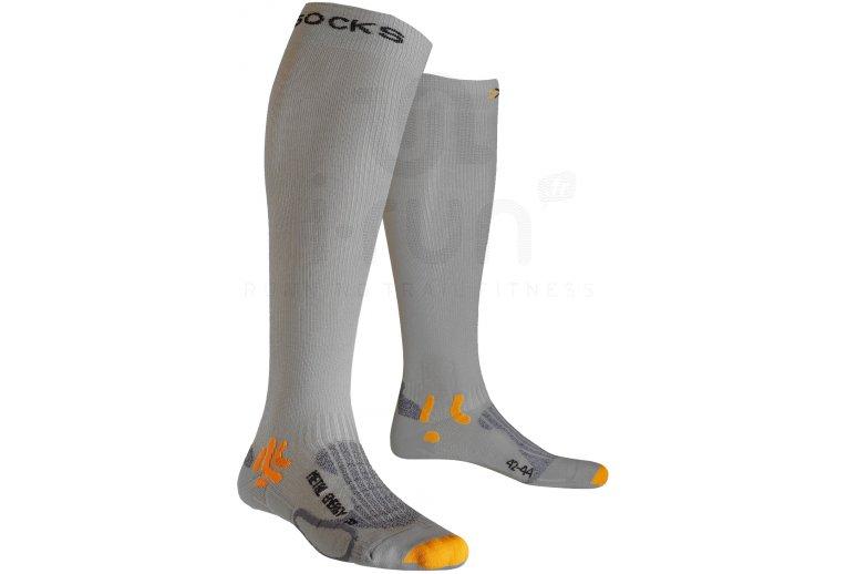 X-Socks Chaussettes Speed Métal Energizer