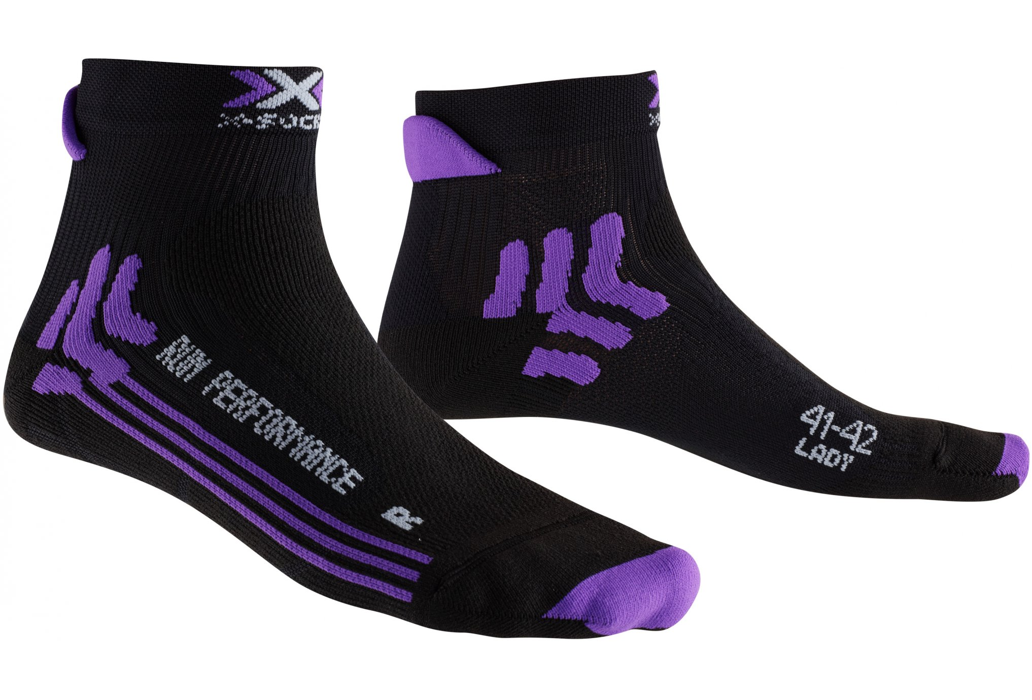 X-Socks Run Performance W Chaussettes