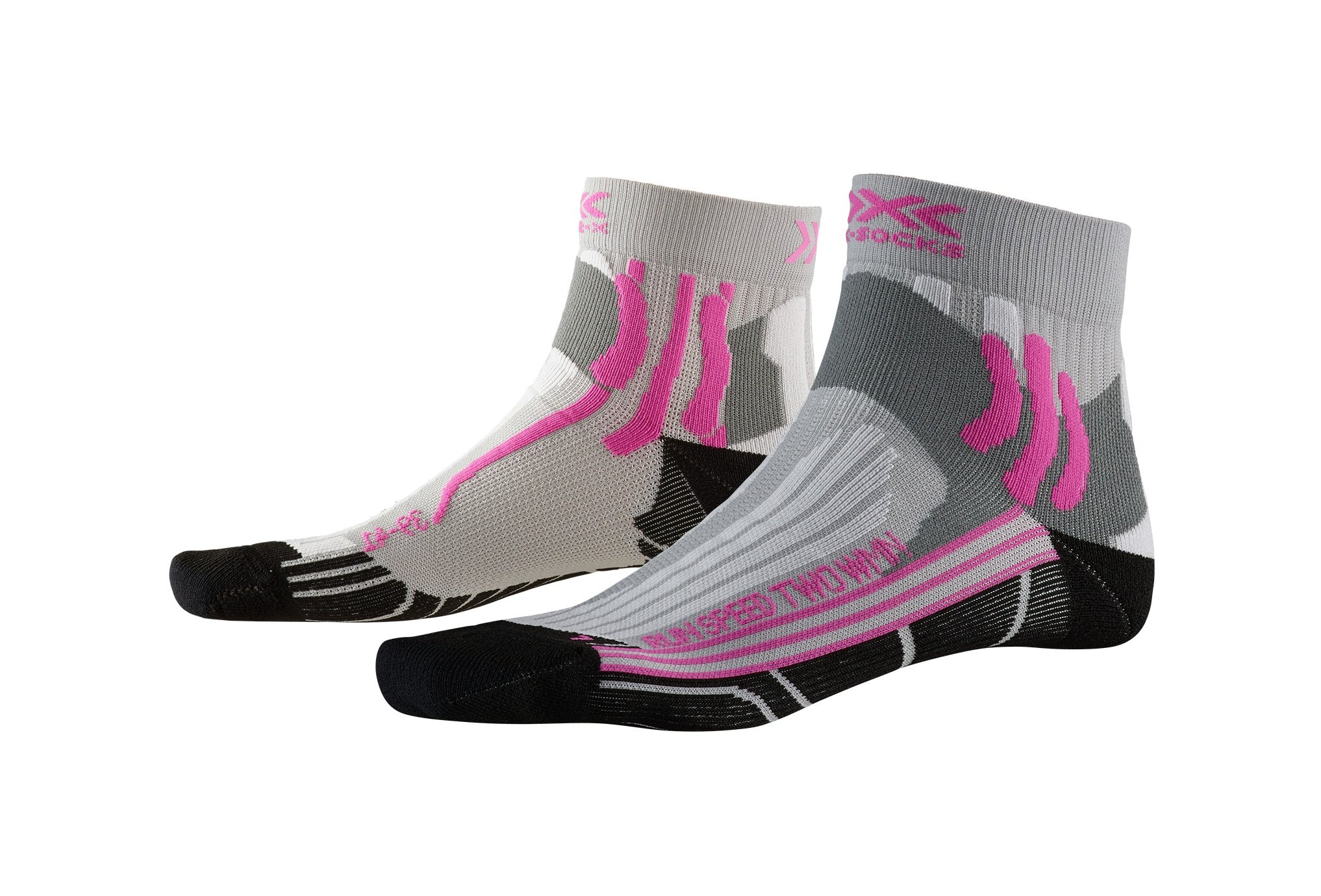 X-Socks Run Speed Two W Chaussettes