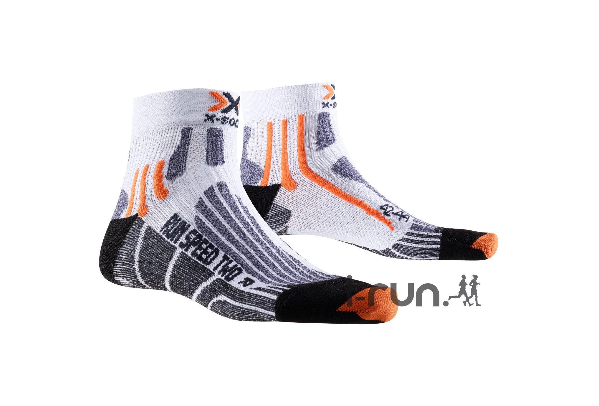 X-Socks Running Speed Two Chaussettes