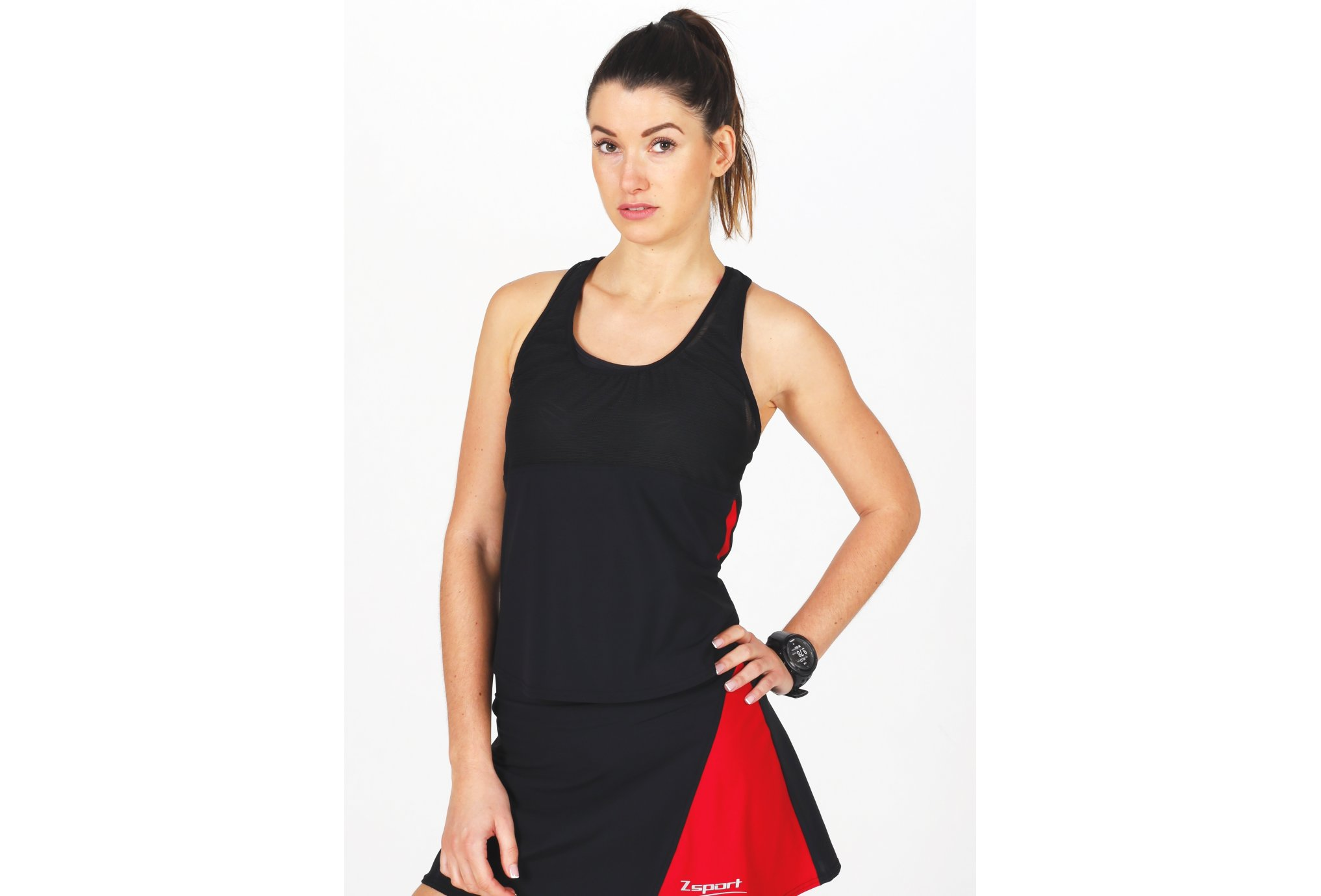 Zsport Top Running W vêtement running femme